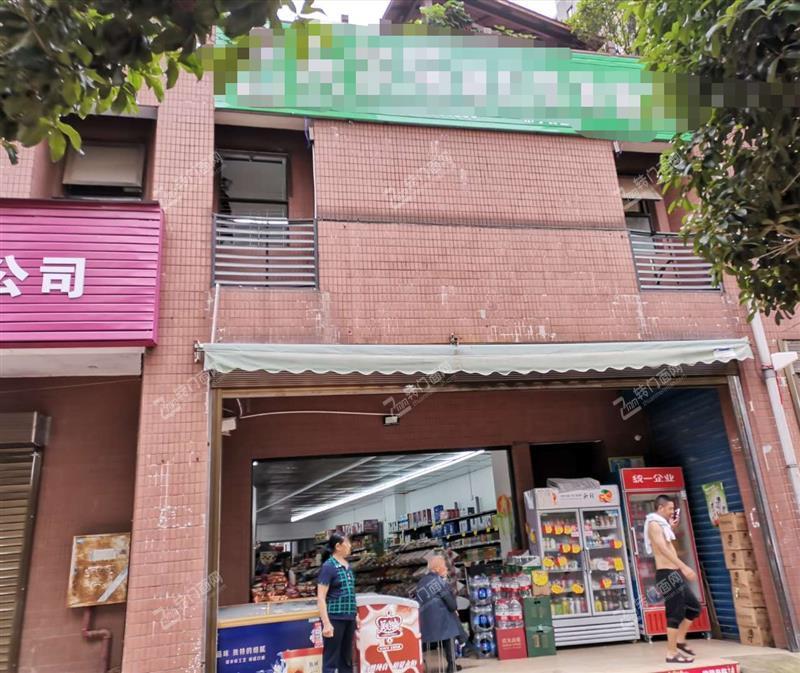 急转区政府大型小区出入口220平连锁超市