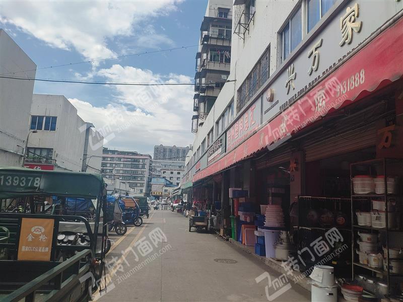 贸易广场临街旺铺位置显眼可以空转行业不限