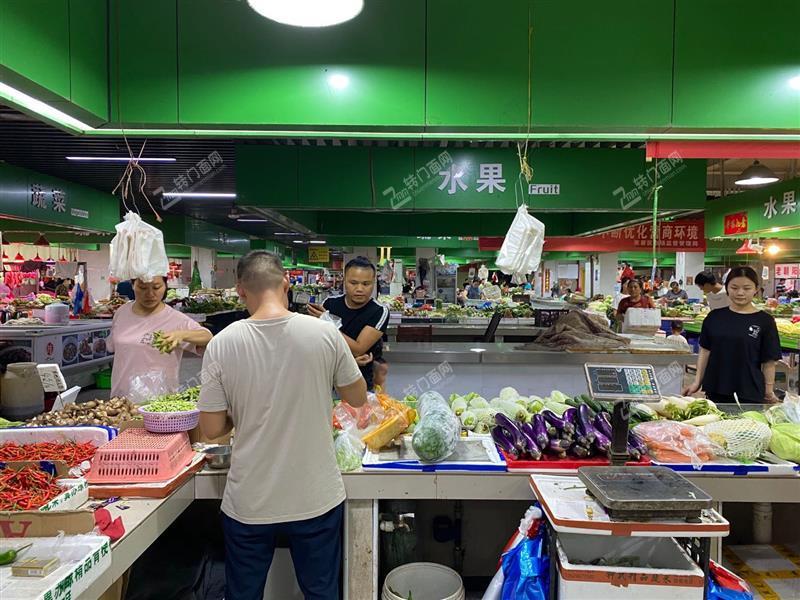 低价转让马王堆日营业额5000+生鲜蔬菜旺铺
